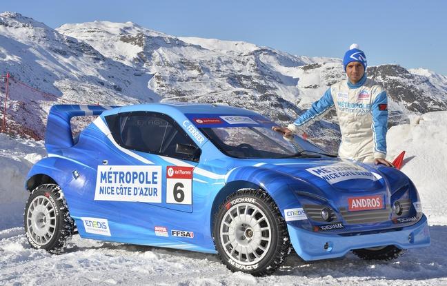 Гонщик Isola 2000 Кристоф Ферье считает для себя нынешний сезон прекрасным