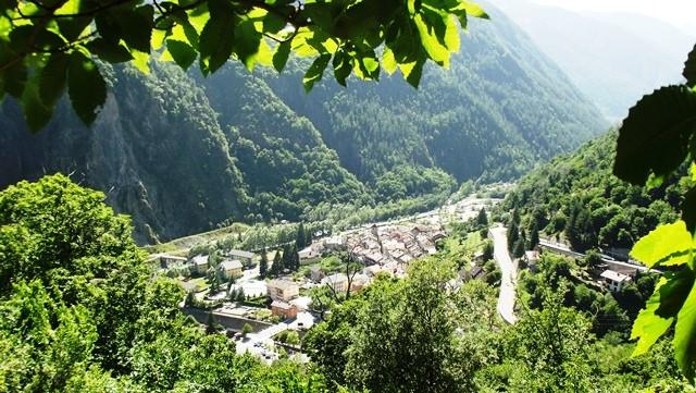 Деревня Изола во Франции - покой и тишина альпийских гор