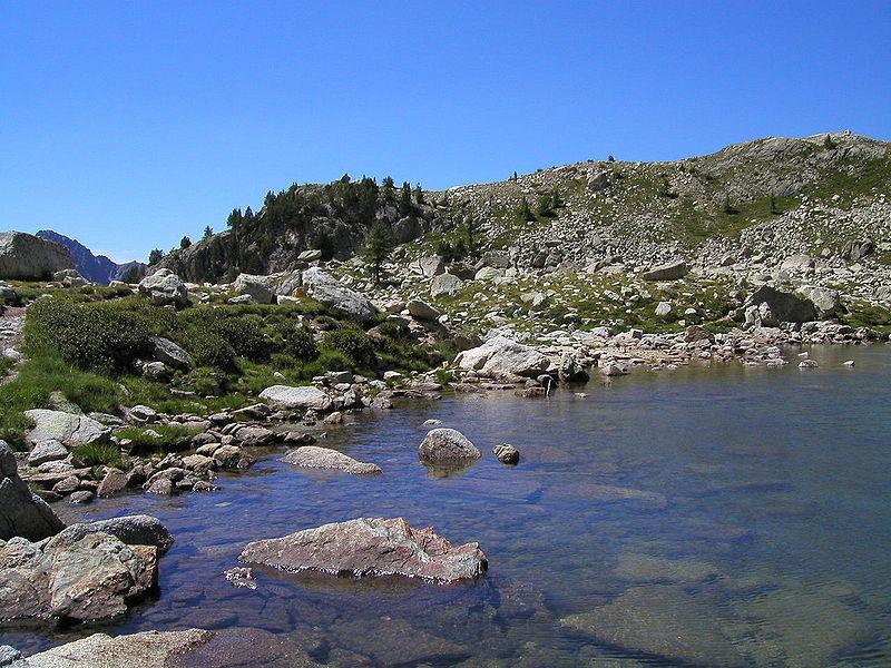 Парк Меркантур – самый молодой национальный парк Франции